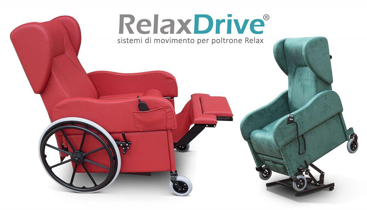Agevolazioni fiscali e rateizzazione poltrone per disabili relaxdrive